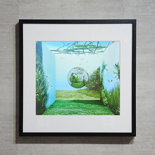mirror ball -11-  オリジナルプリント