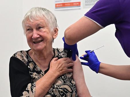 COVID-19: Austrália inicia a vacinação contra o Coronavírus