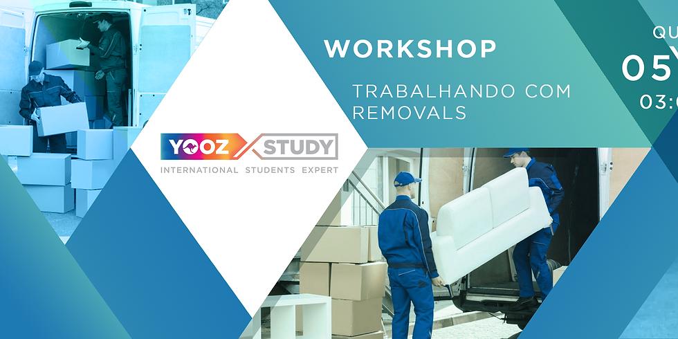 Workshop - Trabalhando com Removals