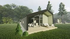M80F - 1 floor - 80 m² plus back entrance
