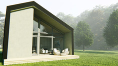 M70/2  - 1 floor and loft - 75 m² plus outside storage
