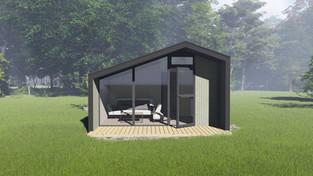 M17 - 17 m² plus terrace