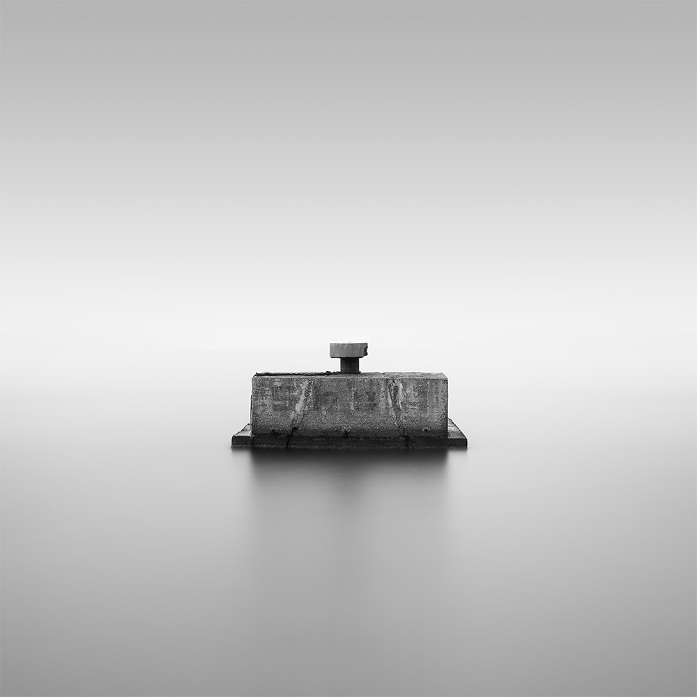 utilizing the long exposure technique and negative space to convert a decades old leftover to a fine art subject