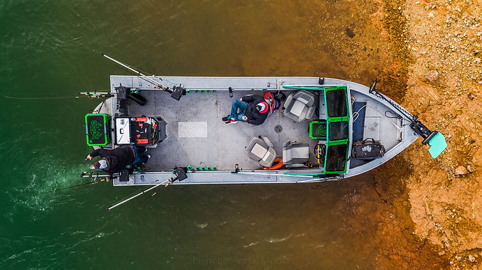 AC Guide Service - Shasta Lake Jan 2019-