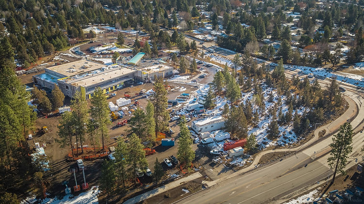 Bend Larkspur Community Center Expansion