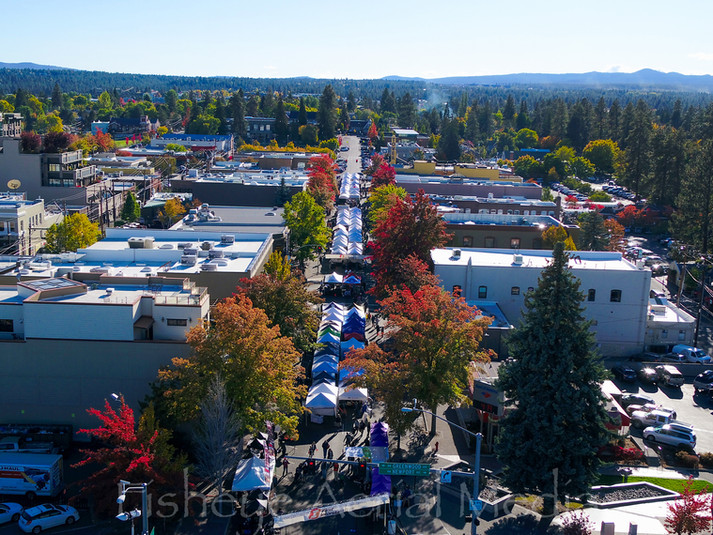 Downtown Bend Fall Festival - Bend, Oregon