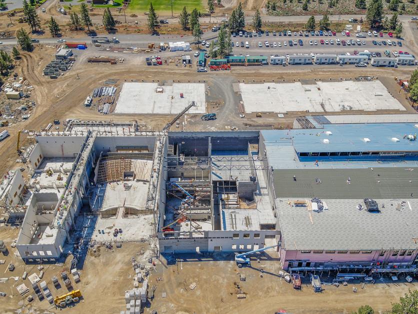 New Bend Caldera High School