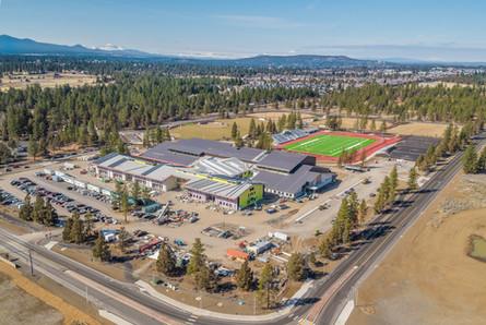 New Caldera High School - Bend, Oregon
