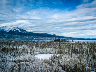 Diamond Lake & Mt. Bailey