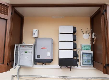Accumulo fotovoltaico - I SISTEMI DI STORAGE RAPPRESENTANO UN'IMPORTANTE REALTA'