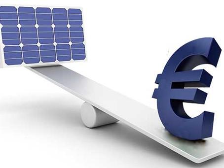 Impianto fotovoltaico prezzi - Il fotovoltaico scala gli investimenti globali:140 milioni in un anno