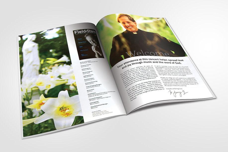 A magazine designed by Darrell Nutt