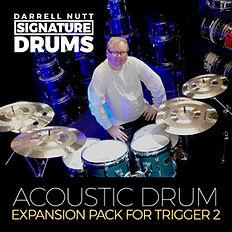 Darrell Nutt Signature Drums