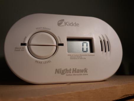 Let's discuss furnace safety! Carbon Monoxide.