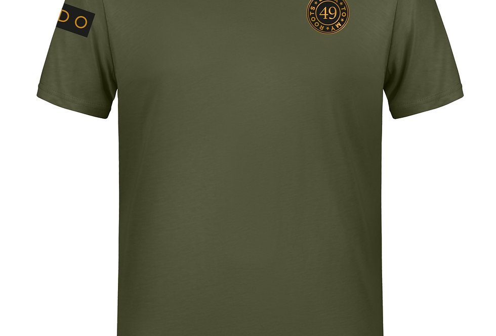 BACK TO MY ROOTS SHIRT OLIVE