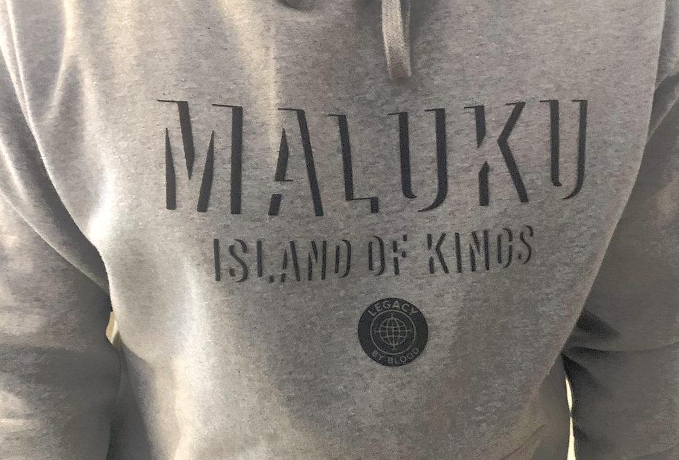 Island of Kings Hoodie Grijs