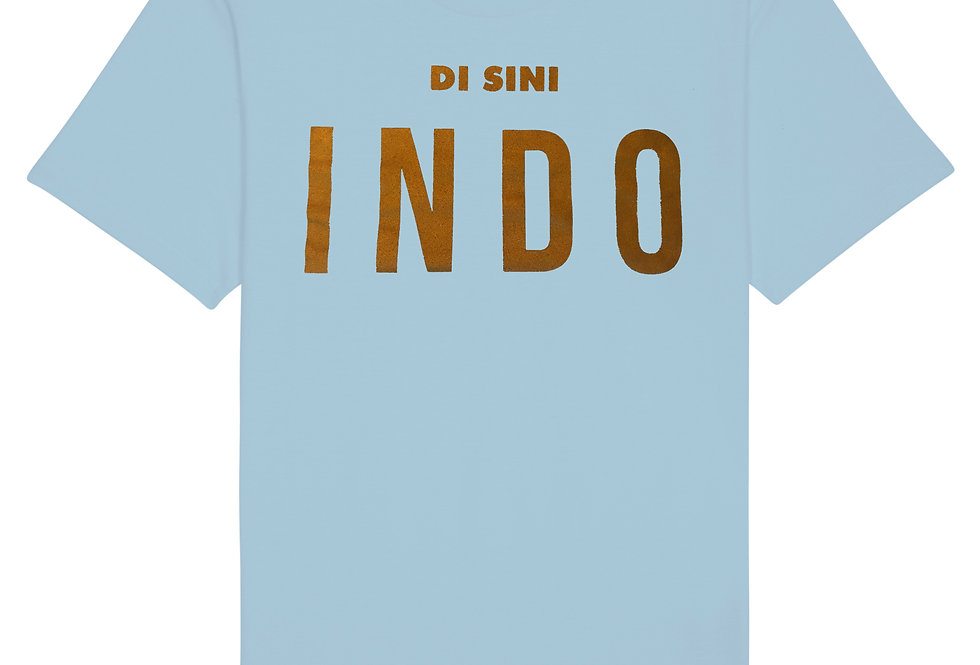DI SINI INDO GOLD/BLUE
