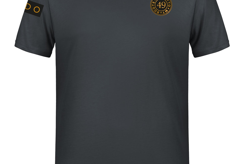 BACK TO MY ROOTS SHIRT BLACK
