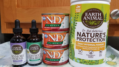 Supplements at Friends Forever Pet Food Store in Kirkland WA