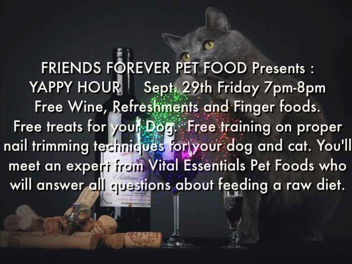 Friends Forever Pet Food Store in Kirkland