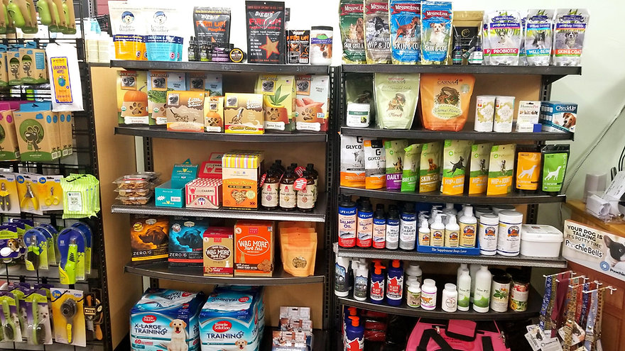 Natural and Organic food at Friends Forever Pet Food