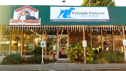 Friends Forever Pet Food Store in Kirkland WA 98033