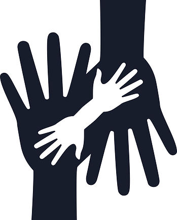 human-hand-help-support-icon-graphic-vec