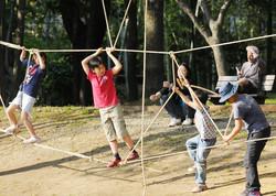 monkeyロープ
