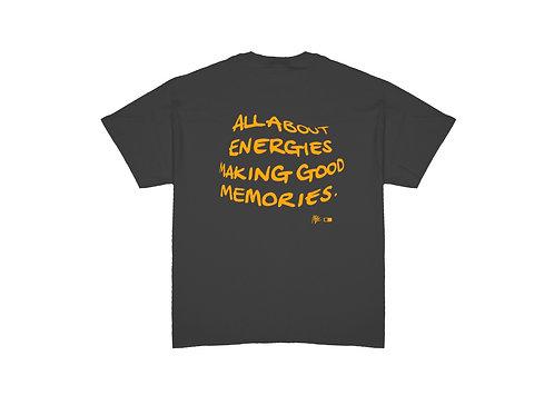 Memories - BLACK/ORANGE