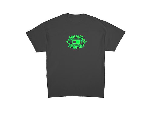 WORLDWIDE - BLACK/GREEN