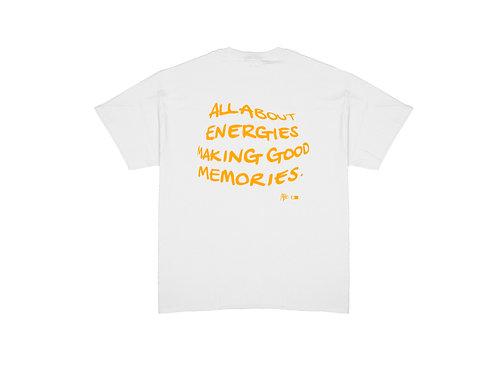 Memories -WHITE/ORANGE