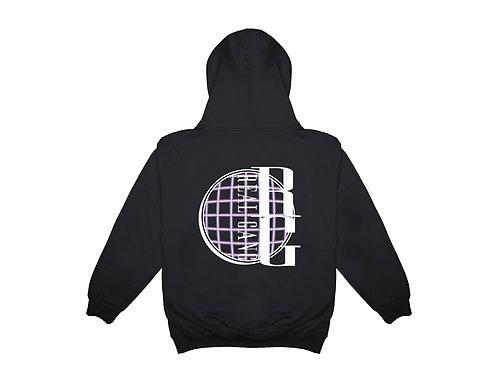 International Hoody - Black