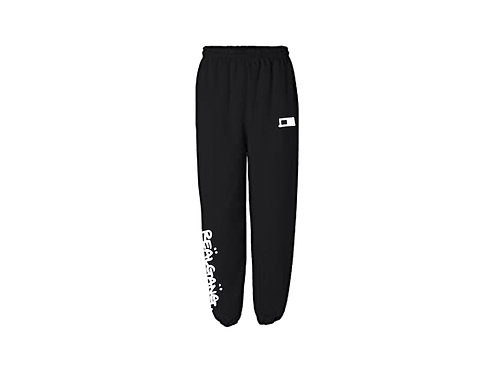 Essential Trackies - Black