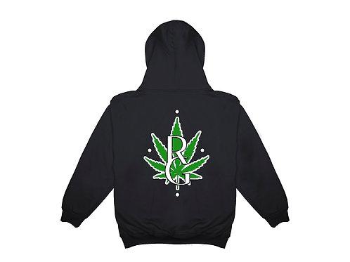 Plantlife Hoody - Black