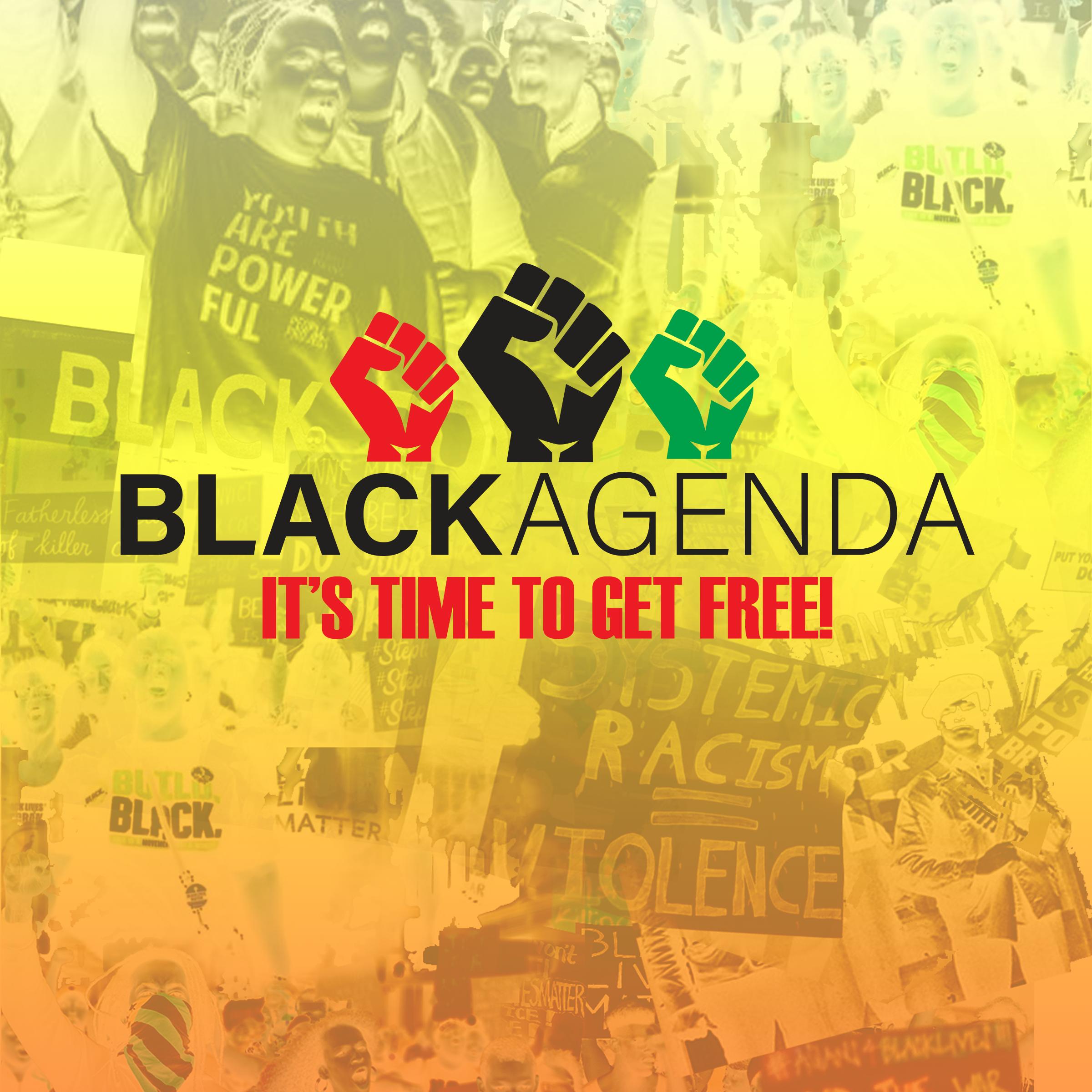 Black Agenda planning meetings