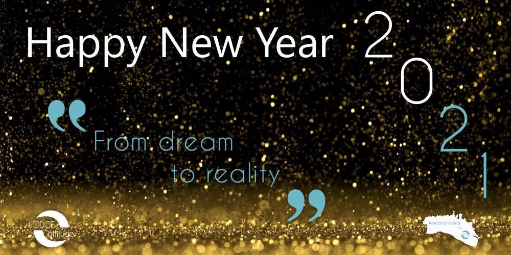 Happy New Year 2021 - Menorca Island - agence réceptive - Dmc - Minorque