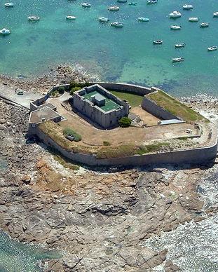 Un fort militaire pour des événements privés