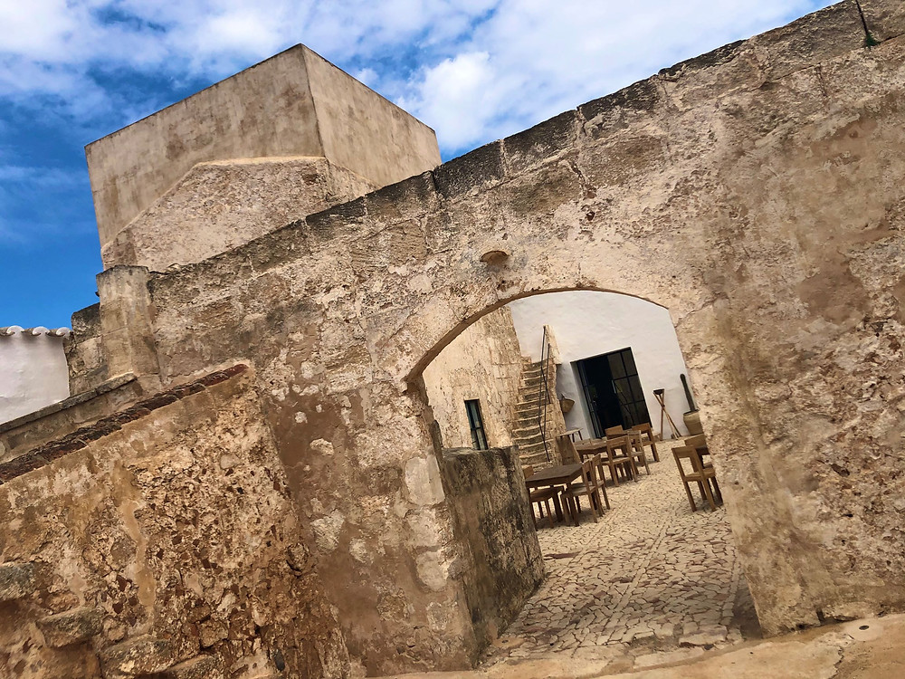 Menorca Island   Hébergement   Domaine de Fontenille   Torre Vella   Minorque