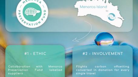 Partenariat avec la Fondation Menorca Preservation