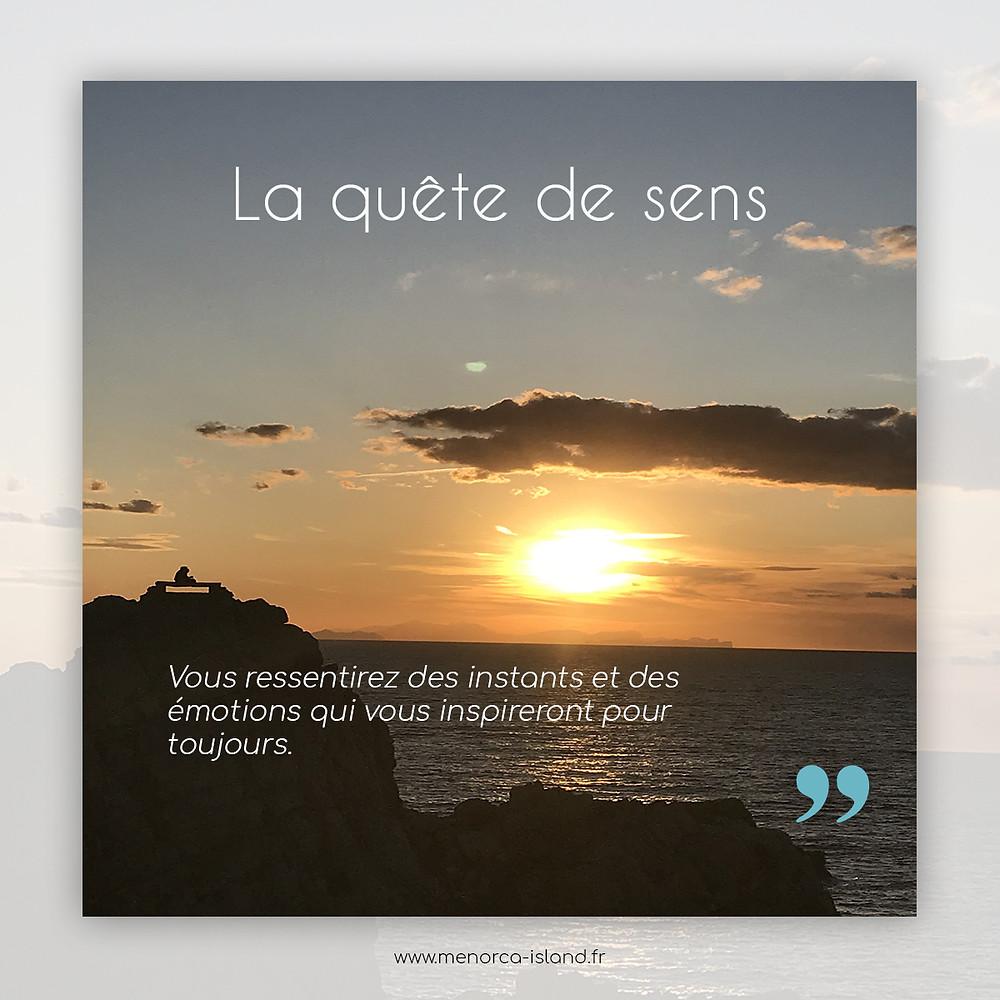Menorca Island by Lodge Attitude   agence DMC à Minorque   Evénements et Voyages   Voyage initiatique