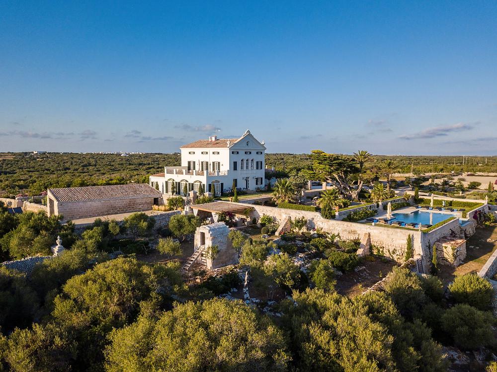 Menorca Island   Hébergement   Finca privée   Minorque