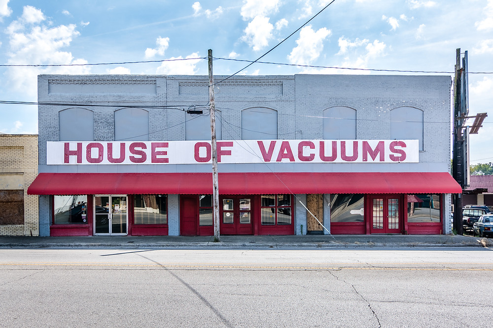 House of Vacuums, East Florence, AL Sweetwater District
