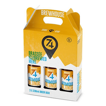 B74 Beer Pack Coming Soon