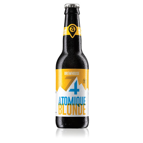 Atomique Blonde  |  5.0% vol