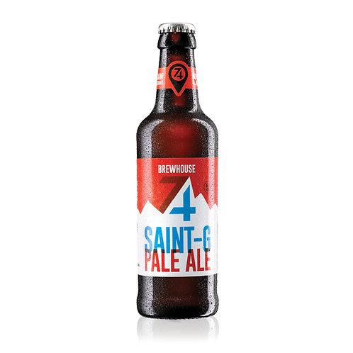 Saint-G Pale Ale  |  5.0% vol