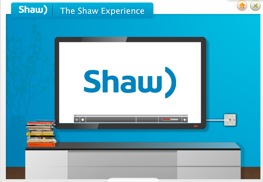 The Shaw Experience elearning