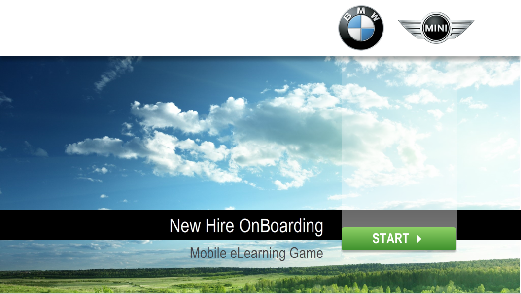 New Hire Onboarding Mobile elearning