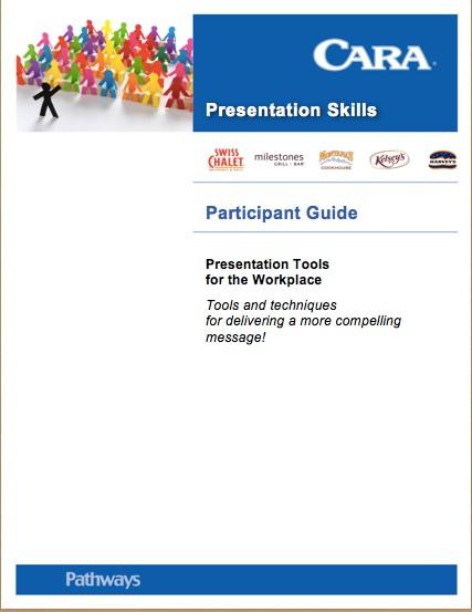 CARA Presentation Skills