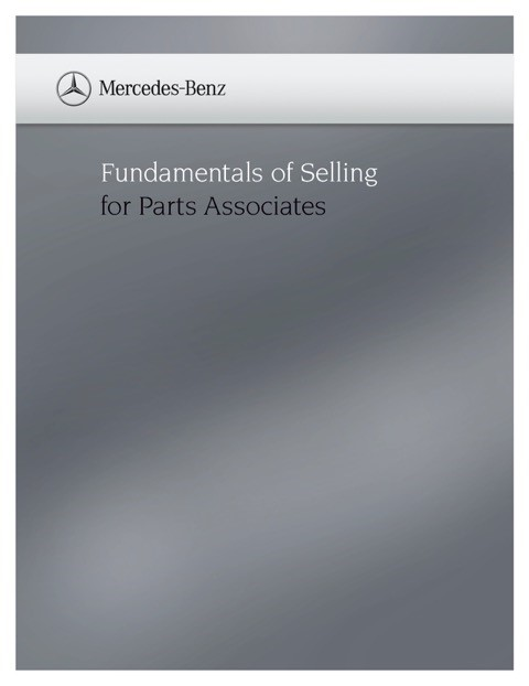 MercedesBenz Fundamentals of Sellin