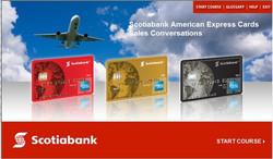 ScotiaBank Sales Conversation elearn